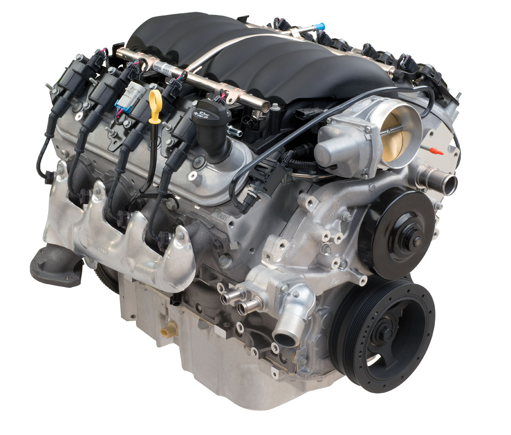 Crate Motors Crate Engines Gm Performance Motor