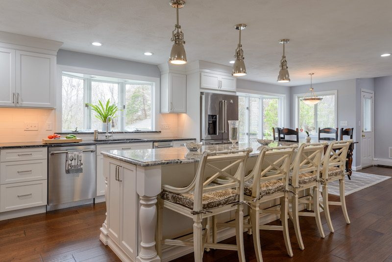 Kitchen Remodel Showroom Kitchen Gallery | Nashua Nh | Gm Roth Design Remodeling