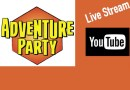 LIVE: Adventure Party #26 – Movies That Could Be RPGs
