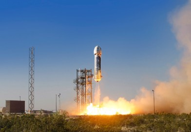 Reusable rocket landed successfully by Blue Origin