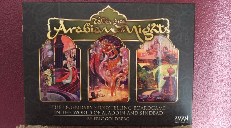 Tales of the Arabian Nights a game of non-competition