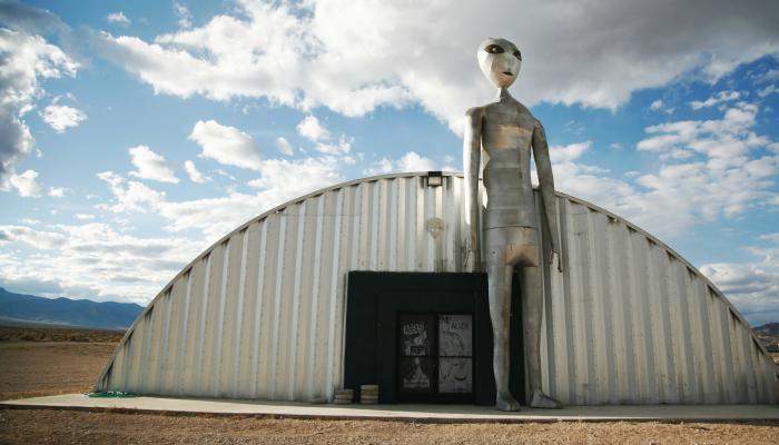 Alien Research Centre