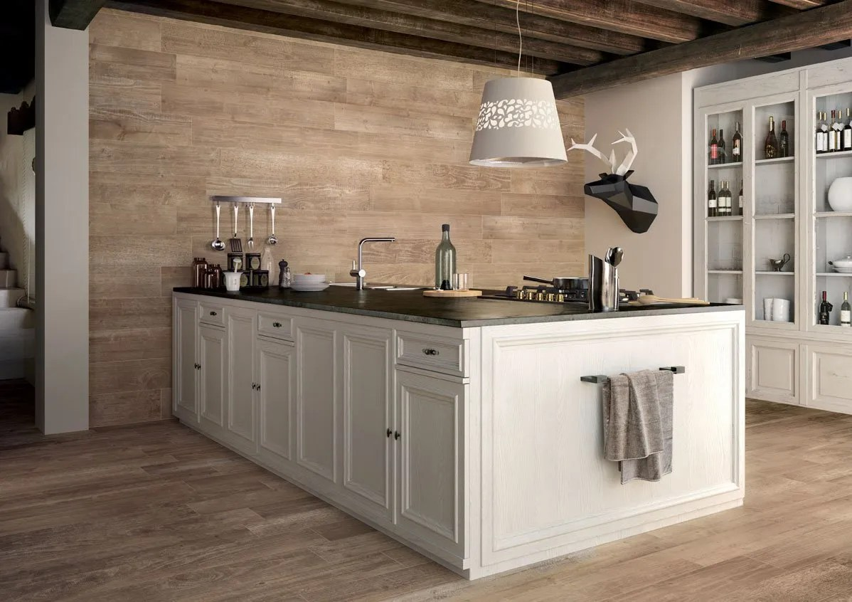 Piastrelle Keope Piastrelle Effetto Legno Serie Soul Keope