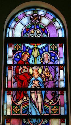 Joyful Mysteries - Mary Queen of Peace