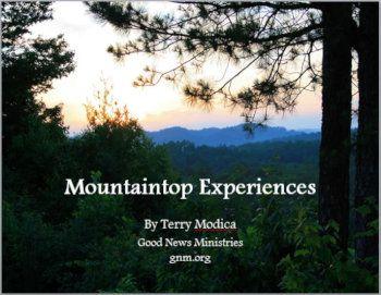 Mountaintop Experiences photobook