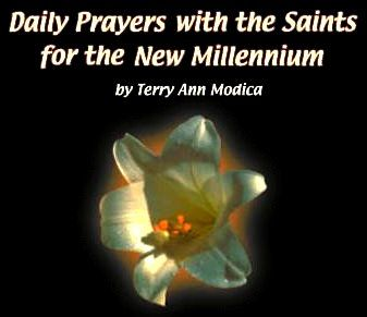 Daily Prayers with the Saints