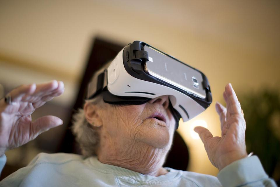 Virtual Reality can provide real faith