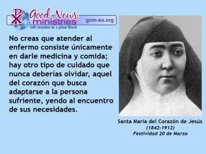 Santa María del Corazón de Jesús