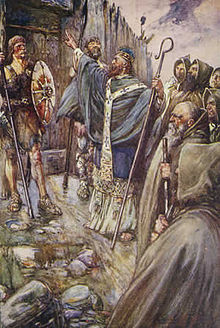 saint Columba The Lost Tribe of Judah in Ireland
