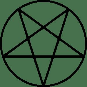 upsidedown pentagram What is a Pentagram?
