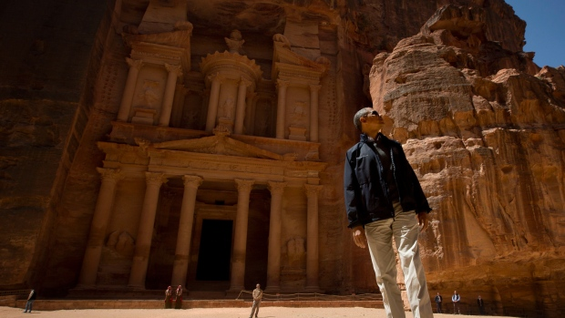 Obama in Petra Lost Tribe of Judah Found: The Scattered Children of Bab El