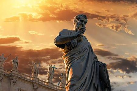 st peter vatican Gnostic Bible Verses