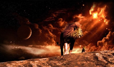 Tribe of judah lion image Lost Tribe of Judah Found: The Scattered Children of Bab El