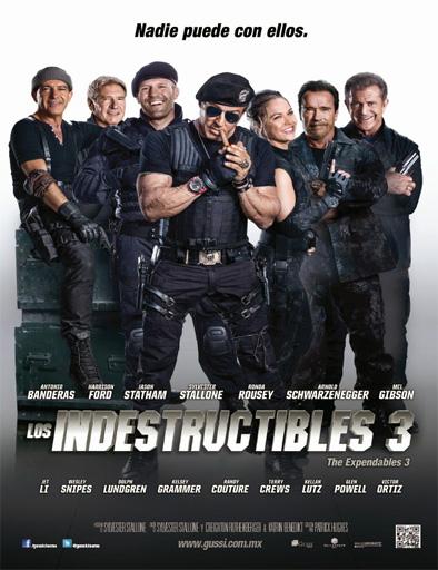 Poster de The expendables 3 (Los Indestructibles 3)