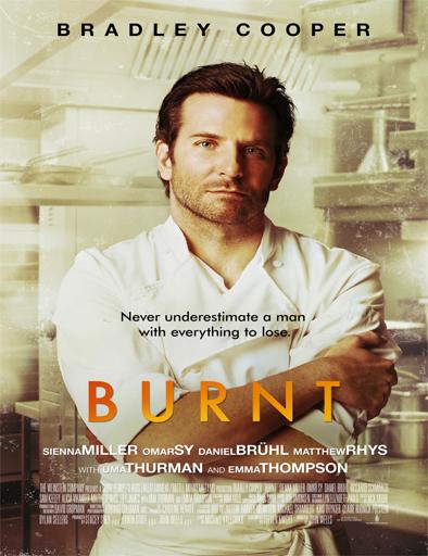 Poster de Burnt