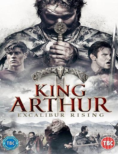 Poster de King Arthur: Excalibur Rising