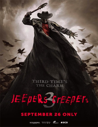 Poster de Jeepers Creepers 3