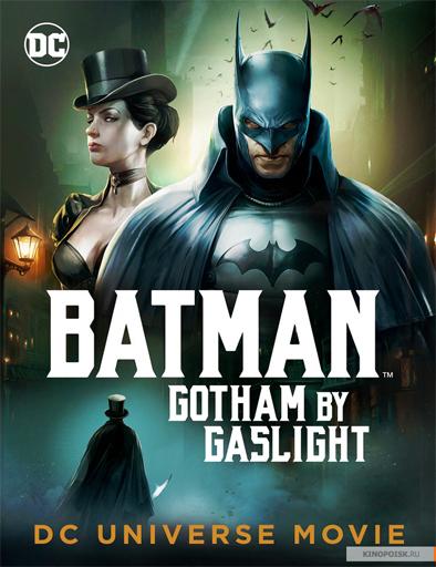 Poster de Batman: Gotham a luz de gas