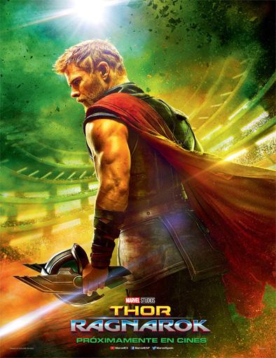 Poster de Thor: Ragnarok