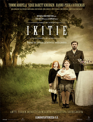Poster de Ikitie (The Eternal Road)