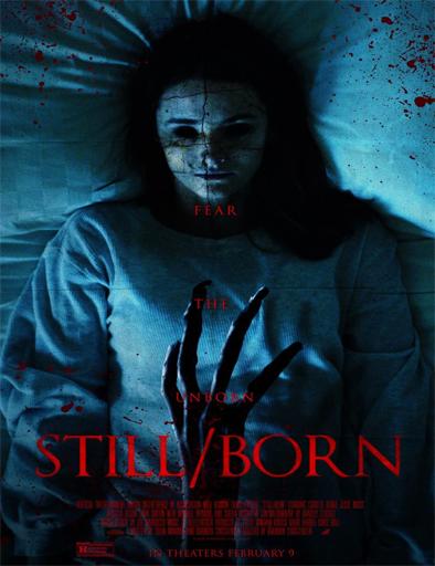 Poster de Still/Born (Poseído)