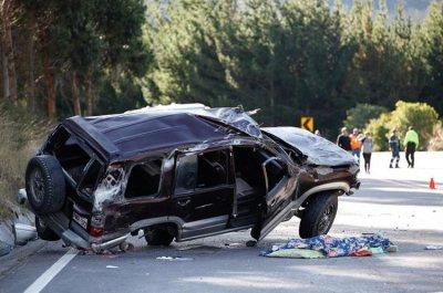 Accidente de bus en Ecuador deja 24 muertos, mayoría colombianos y venezolanos