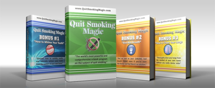 Quit Smoking Magic Pack