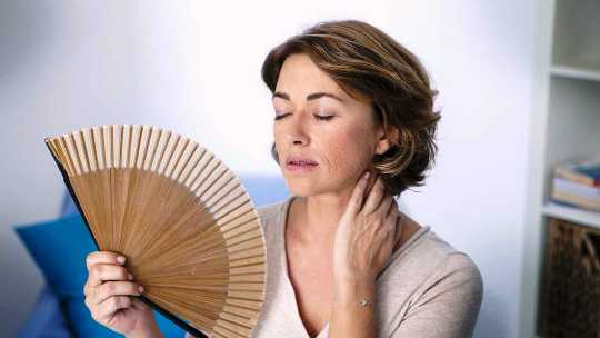 Menopause - Hot flashes