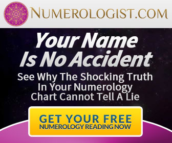 Numerology - Your Name Is No Accident