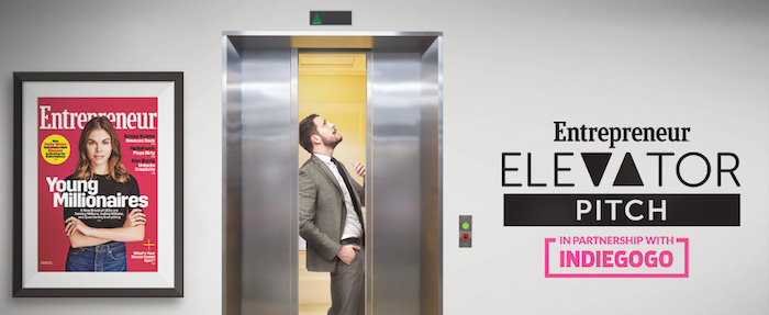 Watch Entrepreneur Elevator Pitch and Back Your Favorite Campaigns