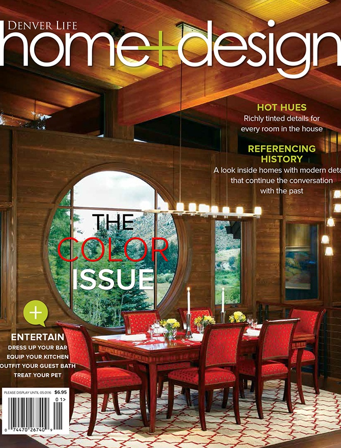 Modern Lighting Press Coverage - home design magazines