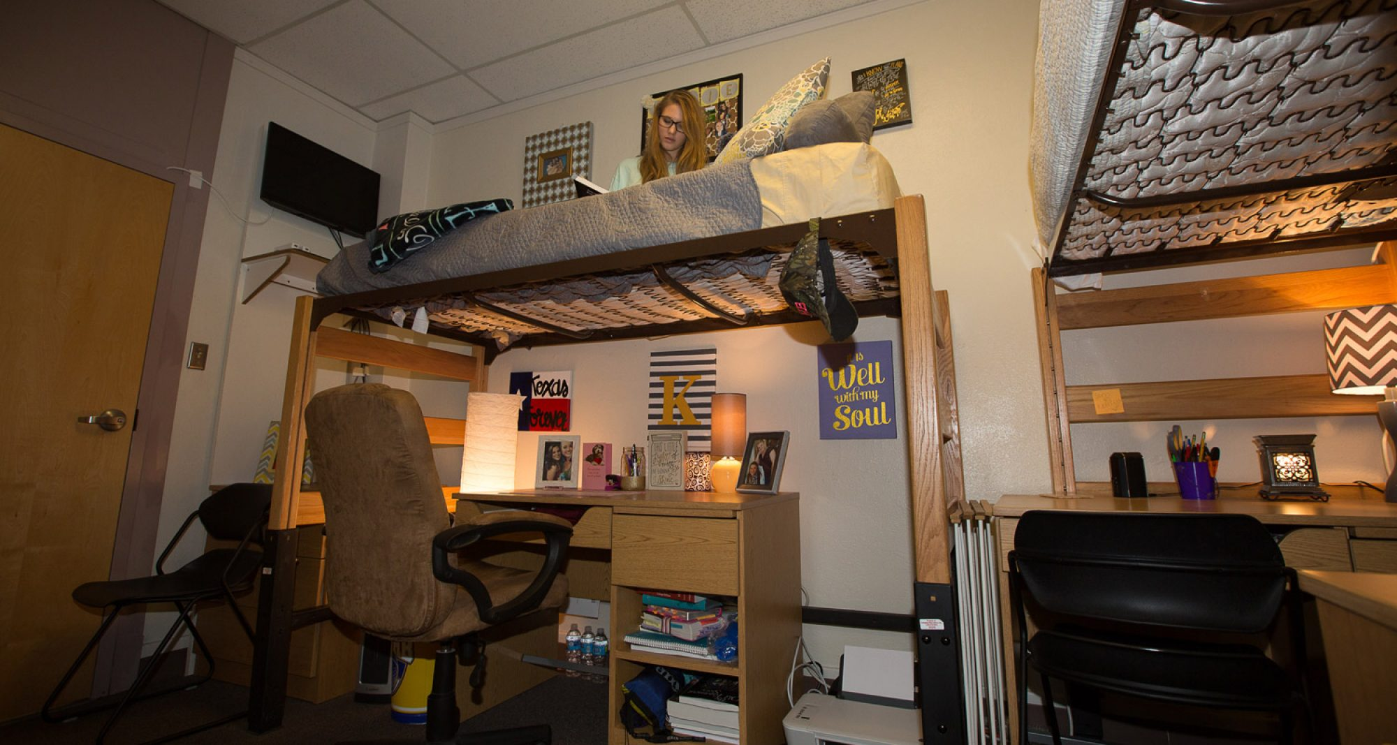 Bed Loft Bed Lofts Residence Life