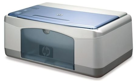 HP PSC 1210 All in One Printer Driver Free Download