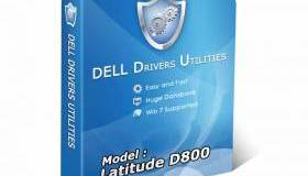 Dell latitude D800 Drivers | Download latitude Driver