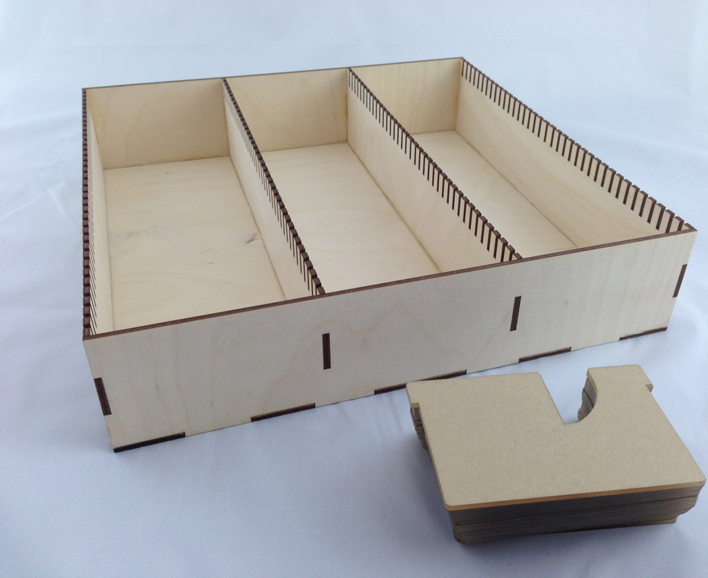 Cardboard Box Dividers Dom 001 Insert For Dominion