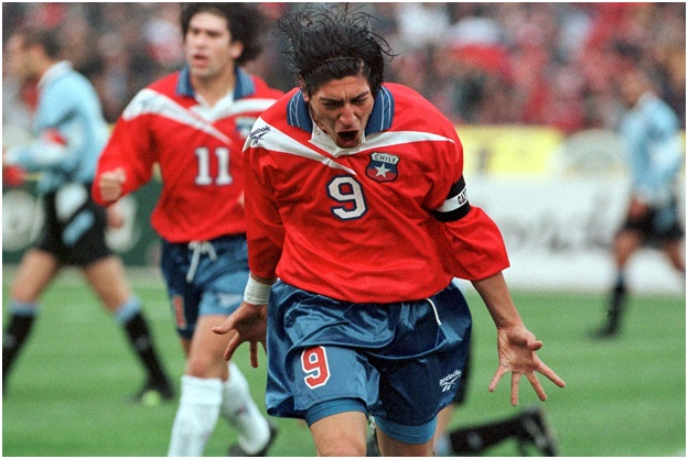 The deadly duo of La Rojas couldn't win the match for Chile