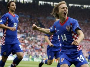 Modric will look to emulate his club form for his country