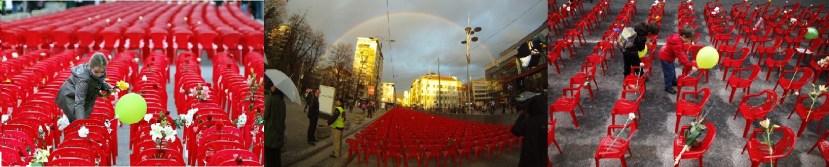 Memorial service in Sarajevo