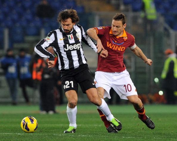 Andrea-Pirlo-Francesco-Totti