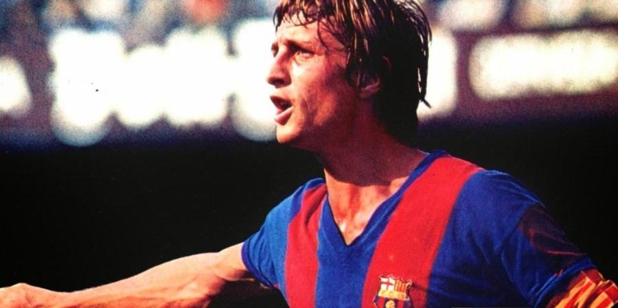 Cruyff+Barcelona+Jugador