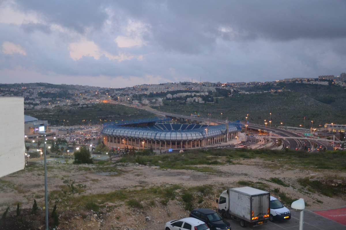 West Jerusalem Football History