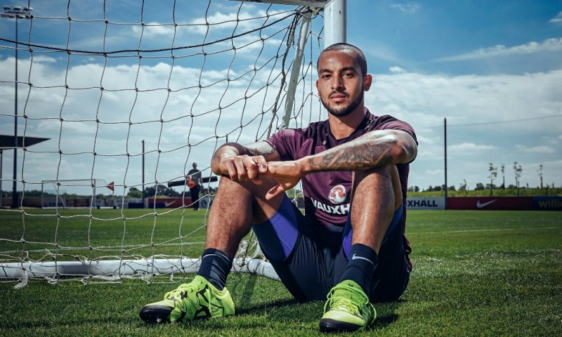Theo Walcott (Source- Guardian)