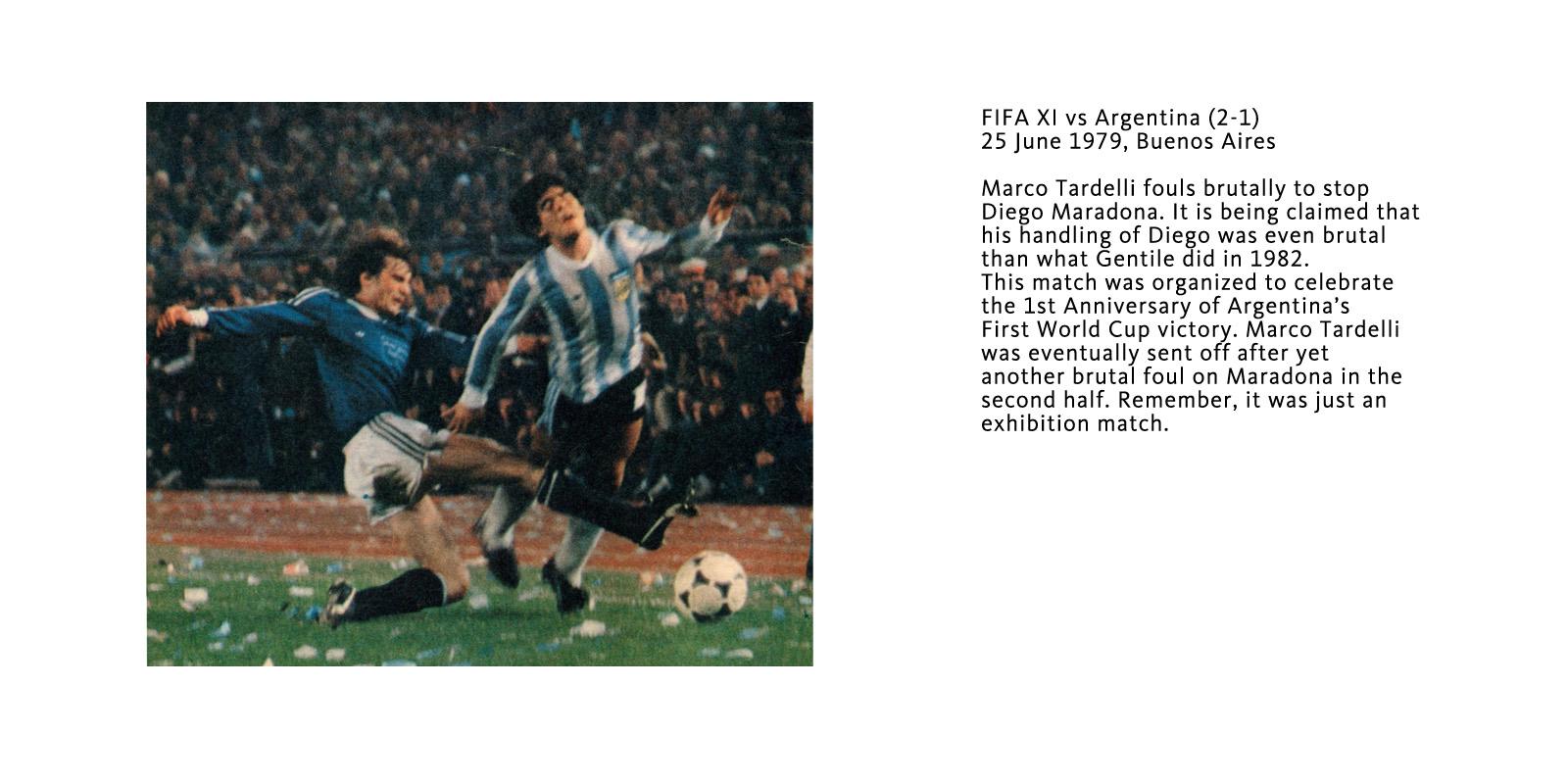 Diego foul