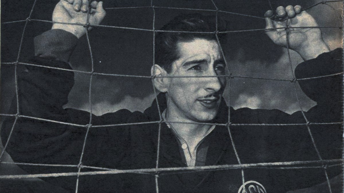 Alcides Ghiggia: Who had silenced the Maracana in 1950.