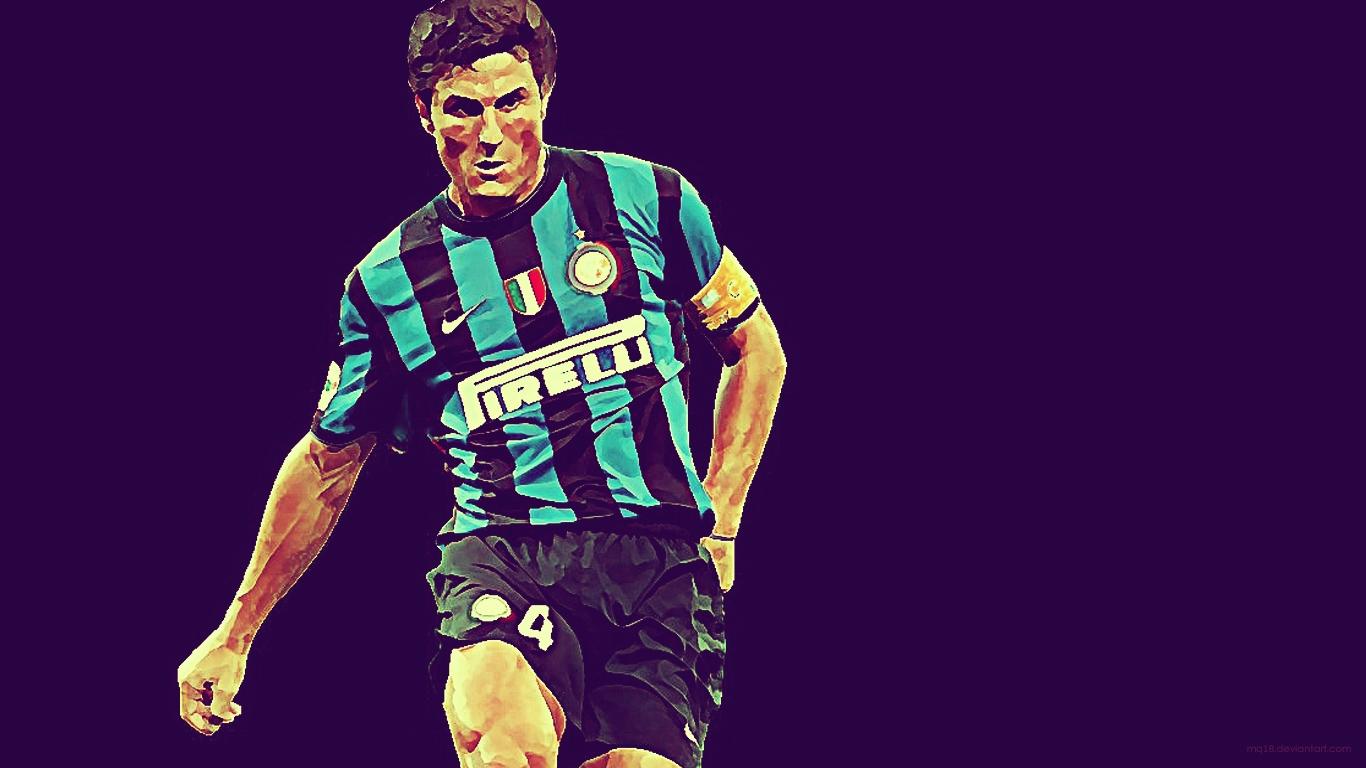 Javier Zanetti Ascent of Soul