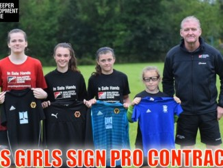 GDS Girls Sign Pro Contracts