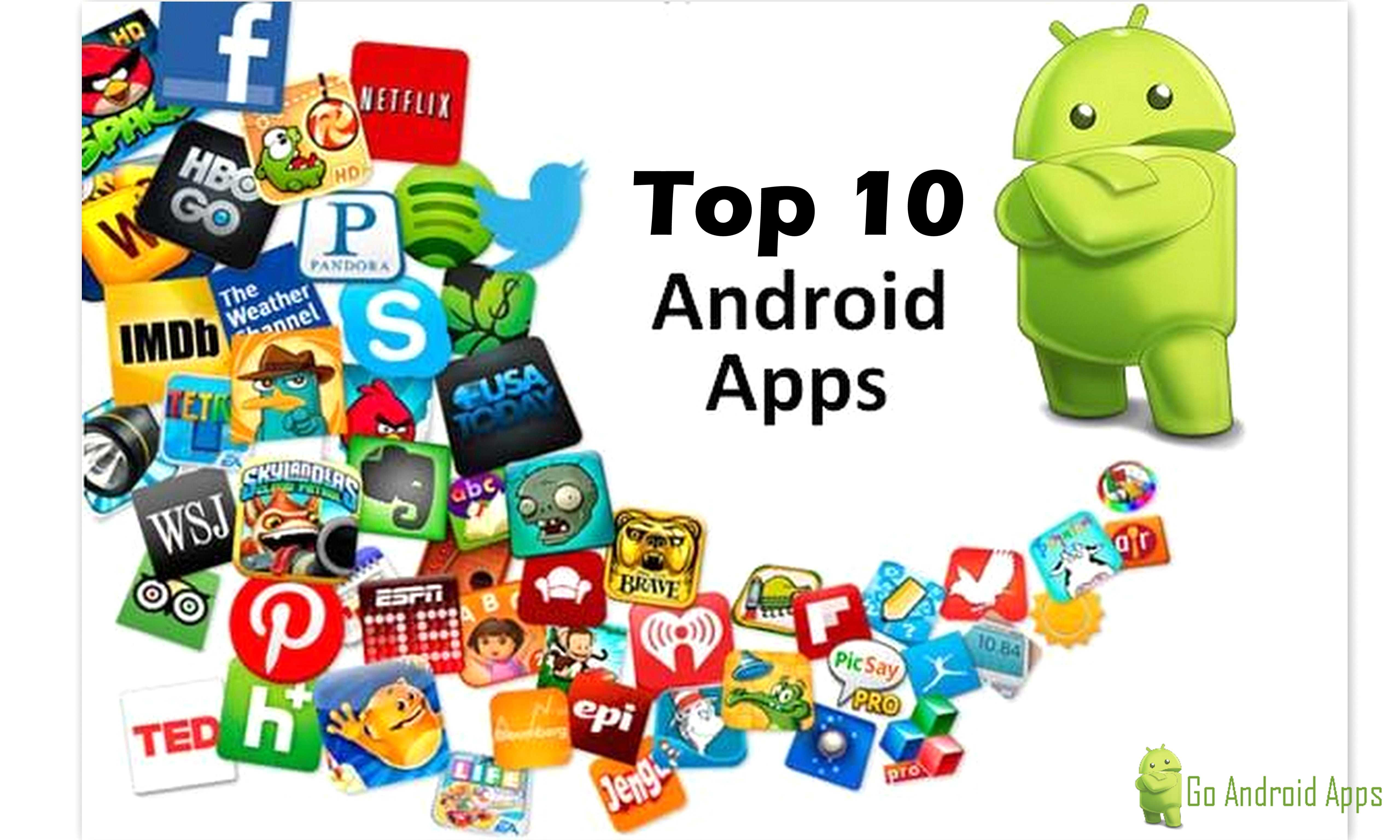 top android apps free