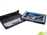 Panasonic fully-rugged, 2-in-1 launched at Rs. 2,25,000