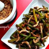 Goan Green Beans Recipe