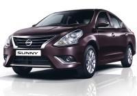 Nissan new Sunny India